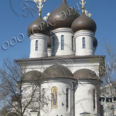 Церковь Введения Пресвятой Богородицы во Храм на Рязанском проспекте